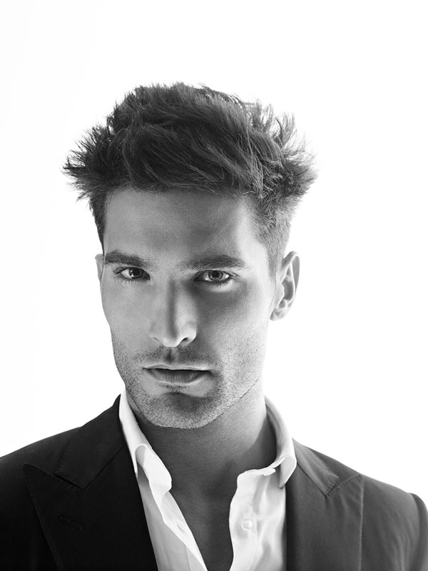 mens matte hair styles american crew insight education and style trends 7569